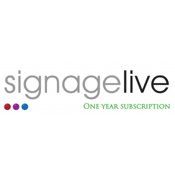 Signagelive - One Year...
